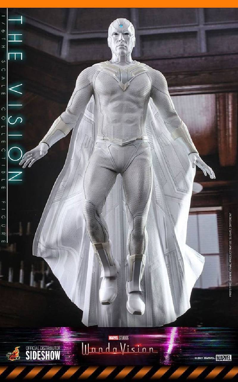 Figurine The Vision Hot Toys