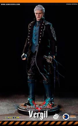 Figurine Vergil Asmus Collectible Toys