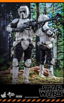 Figurine Scout Trooper Hot Toys