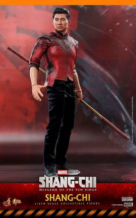 Figurine Shang-Chi Hot Toys