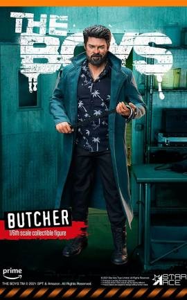 Figurine Billy Butcher (Deluxe Version) Star Ace Toys