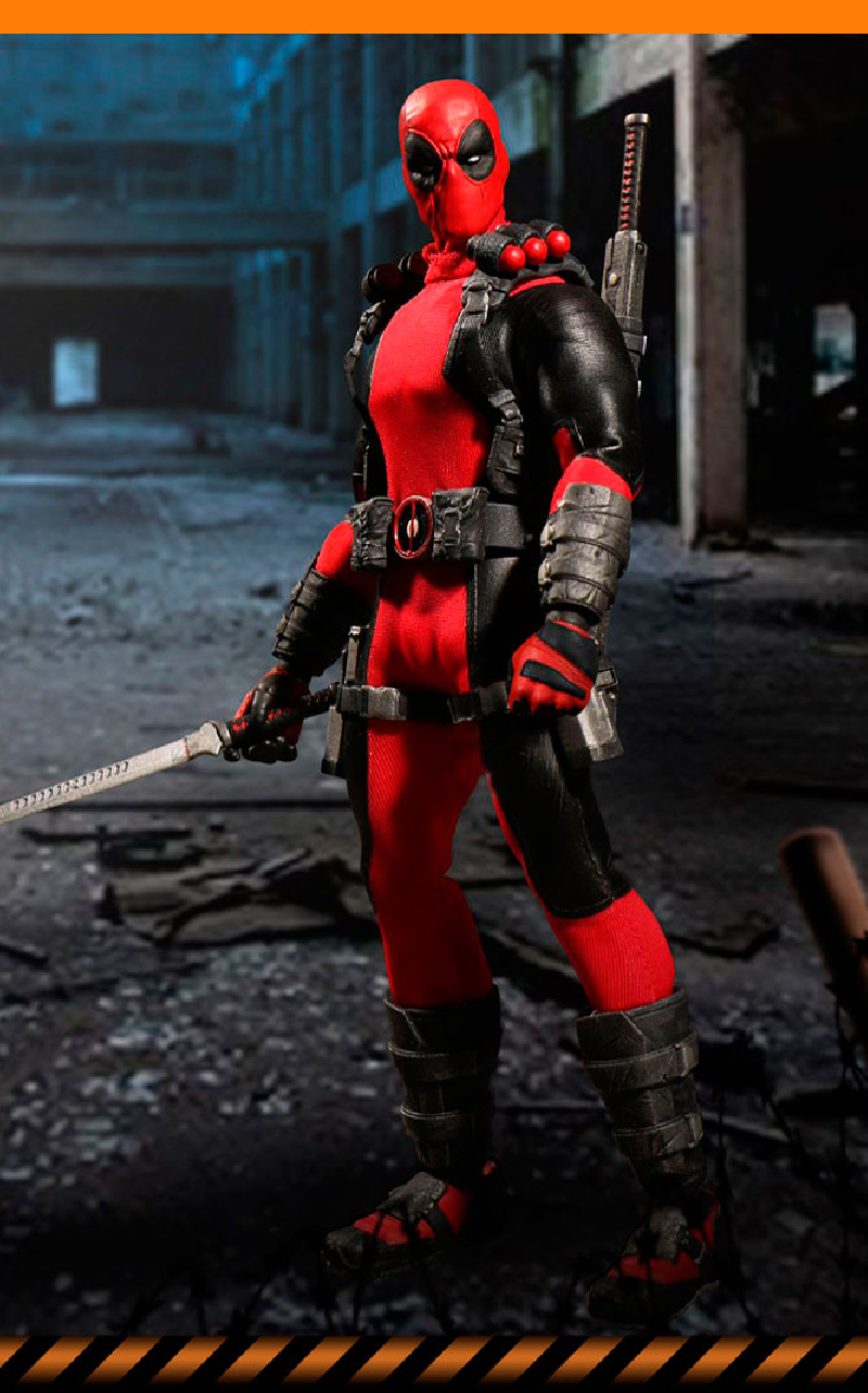 Figurine Deadpool
