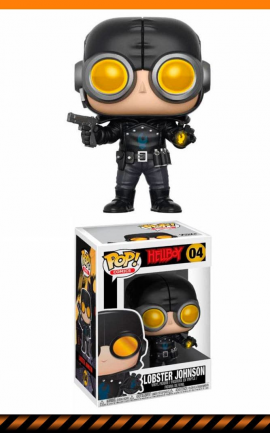 Figurine Lobster Johnson