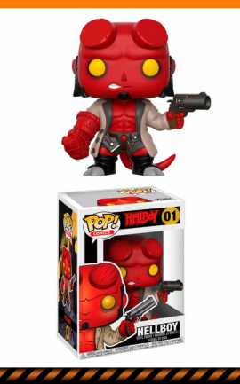 figurines Hellboy