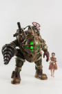 Figurine Big Daddy & Little Sister ThreeZero