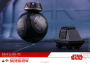 Figurine BB-8 & BB-9E Hot Toys