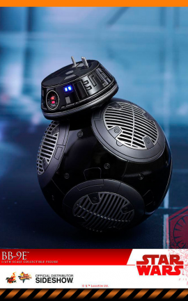 Figurine BB-9E Hot Toys