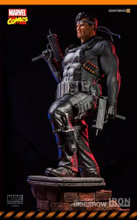Figurine The Punisher Iron Studios