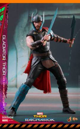 Figurine Gladiator Thor Hot Toys