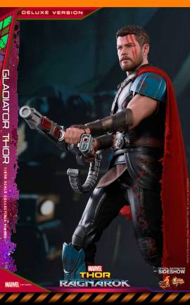 Figurine Gladiator Thor DX Ver. Hot Toys