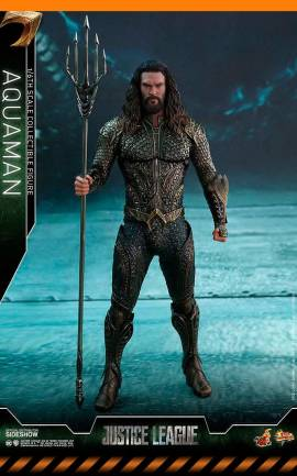 Figurine Aquaman Hot Toys