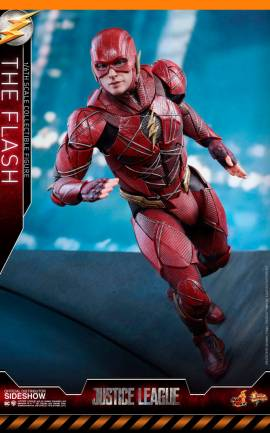 Figurine The Flash Hot Toys