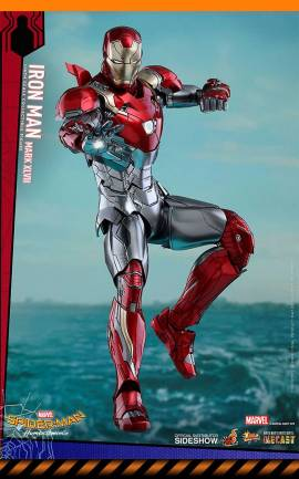 Figurine Iron Man Mark XLVII Hot Toys