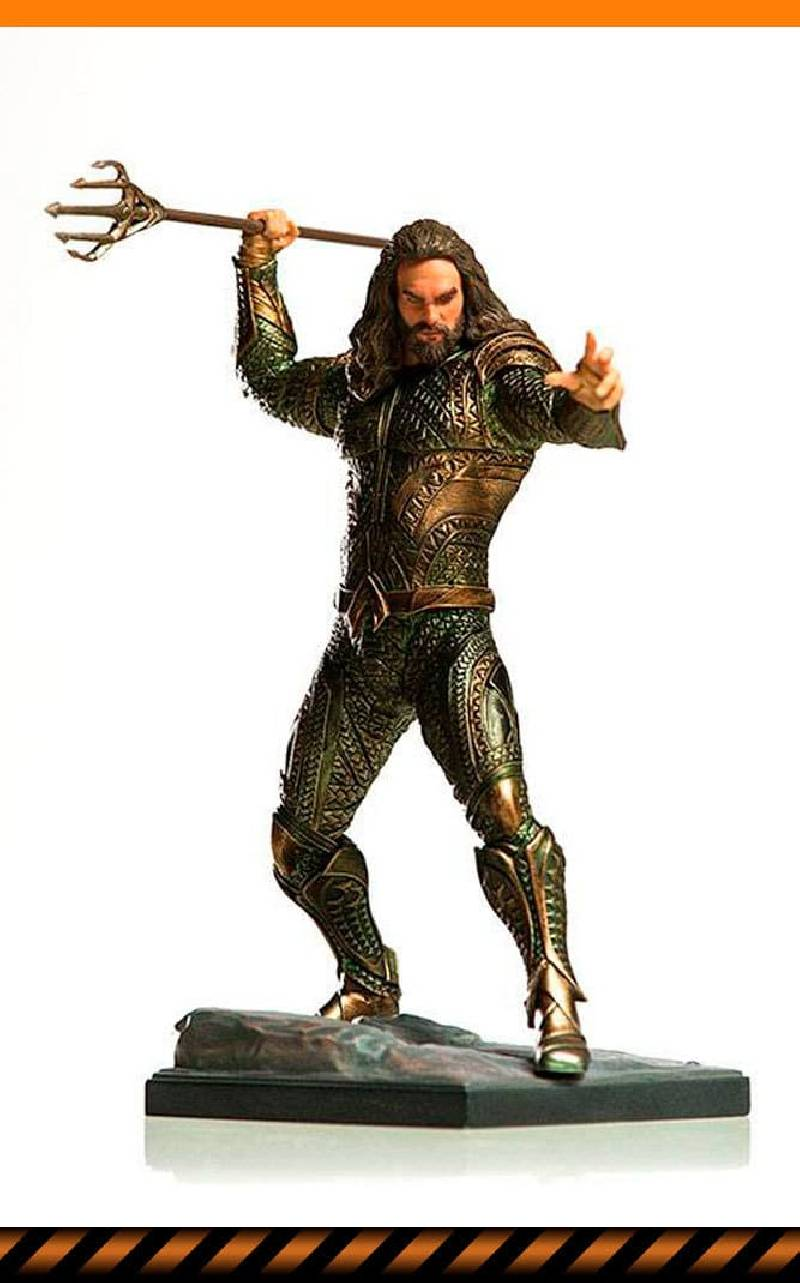 Figurine Aquaman Iron Studios