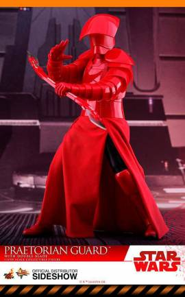 Figurine Praetorian Guard with Double Blade Hot Toys