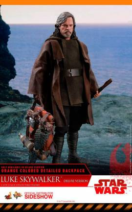 Figurine Luke Skywalker DX Hot Toys