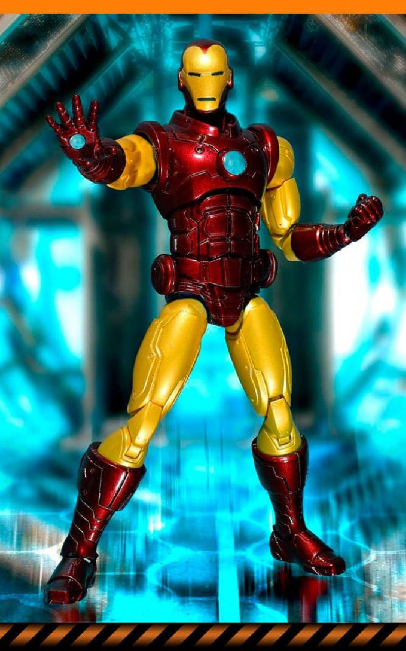 Figurine Iron Man Mesco