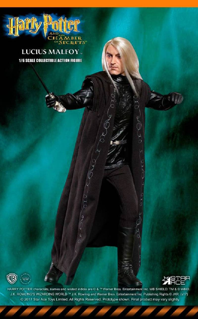 Figurine Lucius Malfoy Star Ace Toys