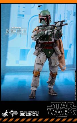Figurine Boba Fett Hot Toys