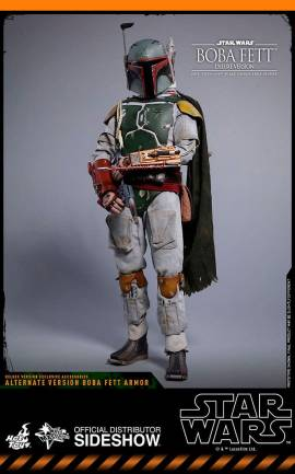 Figurine Boba Fett Ver. DX Hot Toys
