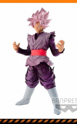Figurine Son Goku Ver. Super Saiyan Rose Banpresto