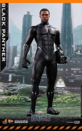 Figurine Black Panther Hot Toys