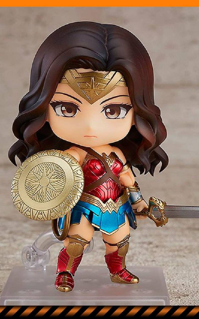 Figurine Wonder Woman Hero's Edition Good Smile Company
