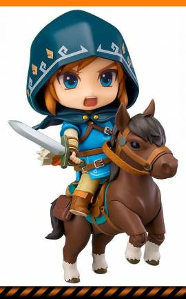Figurine Link Deluxe Edition Good Smile Company