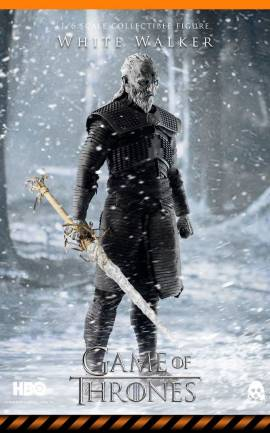 Figurine White Walker ThreeZero