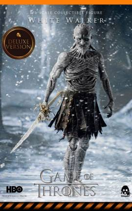 Figurine White Walker DX Ver. ThreeZero