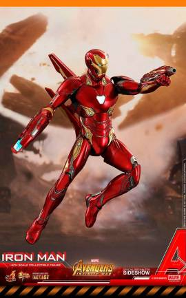 Figurine Iron Man Hot Toys