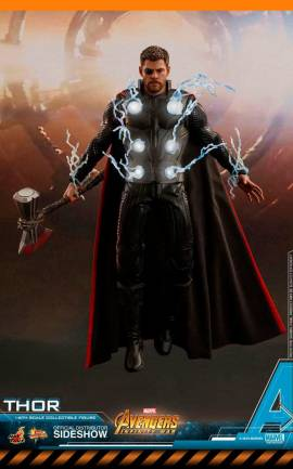 Figurine Thor Hot Toys