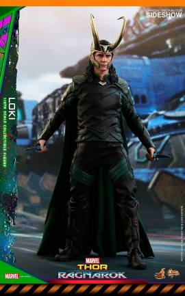 Figurine Loki Hot Toys