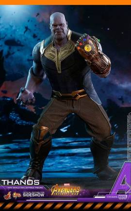 Figurine Thanos Hot Toys