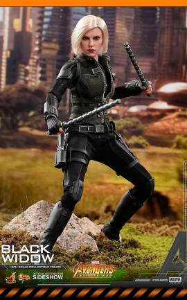 Figurine Black Widow Hot Toys