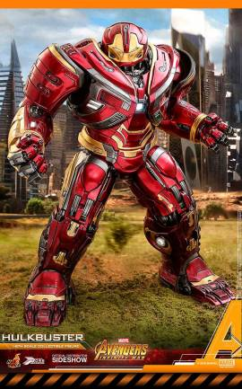 Figurine Hulkbuster AIW Hot Toys