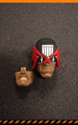 Headsculpt avec face interchangeable
