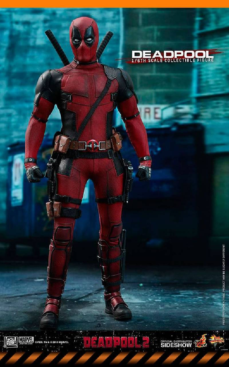 Figurine Deadpool Hot Toys