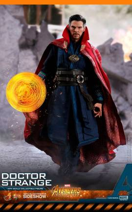 Figurine Doctor Strange IW Hot Toys