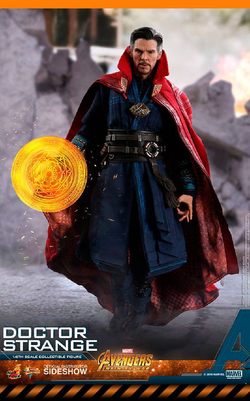 Figurine Doctor Strange Hot Toys