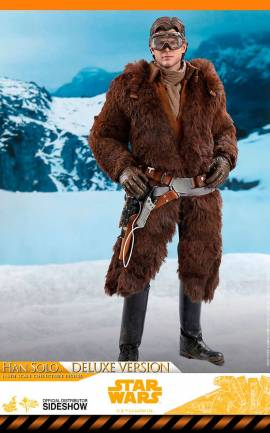 Figurine Han Solo Deluxe Version Hot Toys