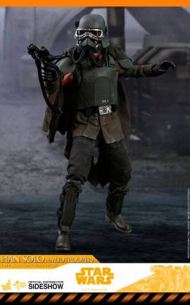 Figurine Han Solo Mudtrooper Hot Toys