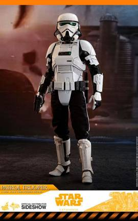 Figurine Patrol Trooper Hot Toys