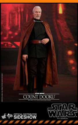 Figurine Count Dooku Hot Toys