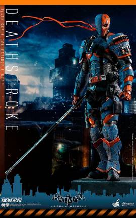 Figurine Deathstroke Hot Toys