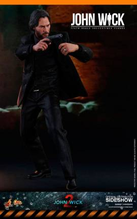 Figurine John Wick Hot Toys