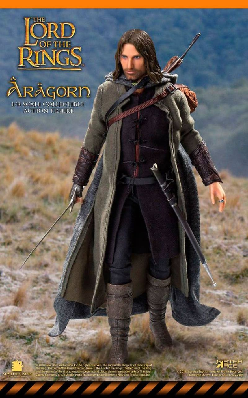 Figurine Aragon Deluxe Version 1/8 Star Ace Toys