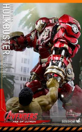 Accessoires Hulkbuster Hot Toys