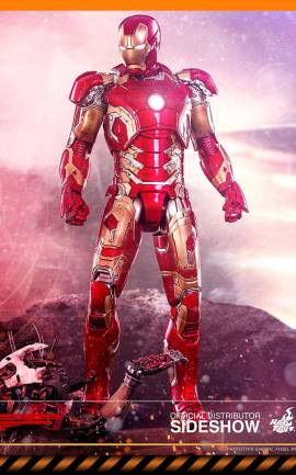 Figurine Iron Man Mark XLIII Hot Toys