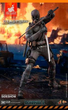 Figurine Deadpool Dusty Ver. Hot Toys